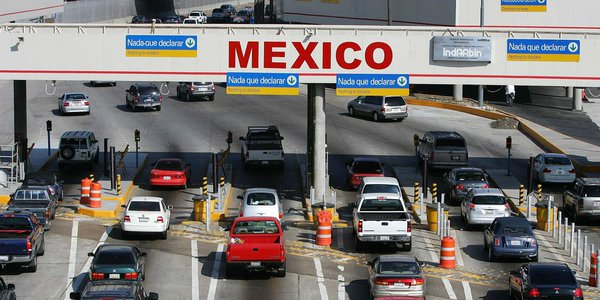 Mexicans are Leaving the U.S.